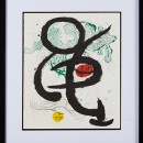 MIRO 1965 COLOR LITHOGRAPH B