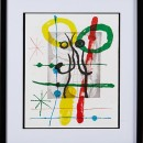 Miro 1965 Color Lithograph
