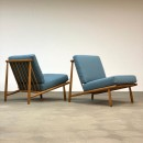 Domus 1 lounge chairs