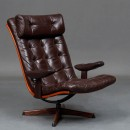 Vintage armchair by Gote Mobler