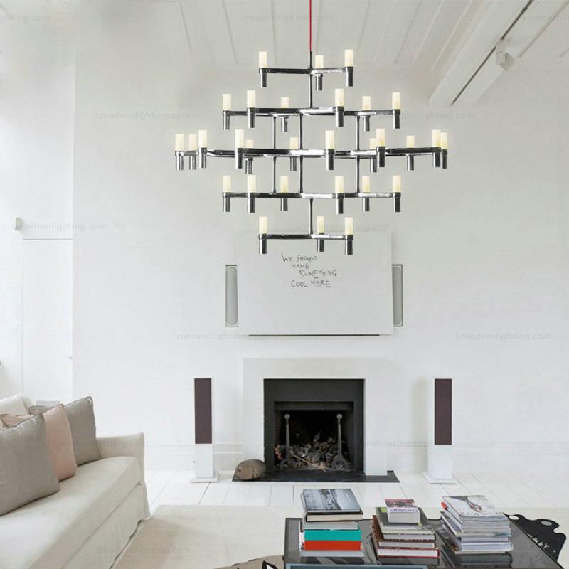 Mofu cl crown major chandelier